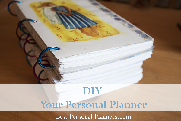 DIY your own Personal Planner