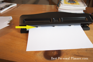 DIY Personal Planner
