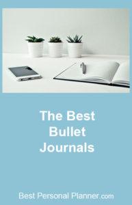 Best 7 Bullet Journals