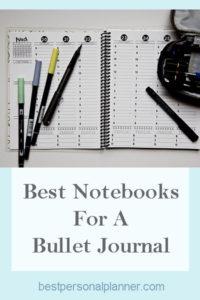 Best Bullet Journals