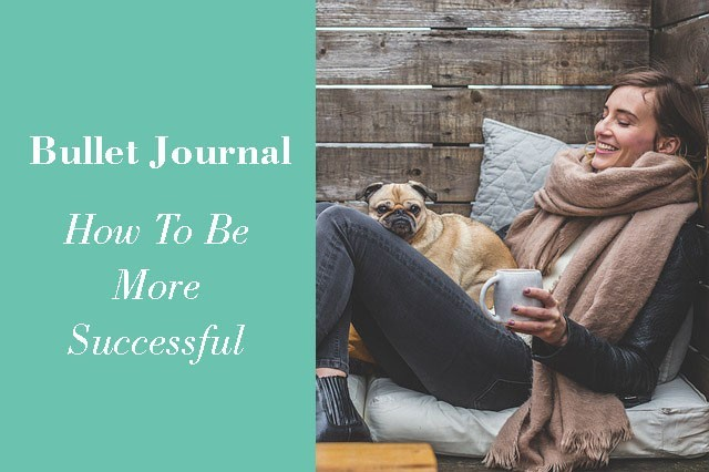 bullet journal how to be more successful