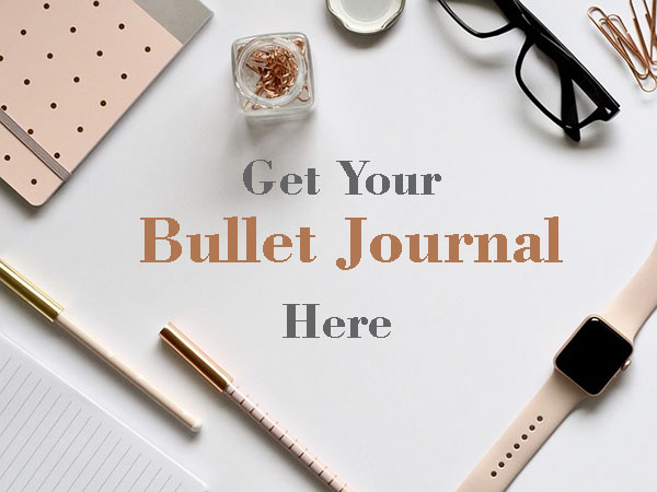 get your bullet journal here