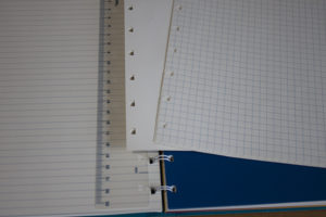 filofax A5 notebook