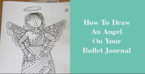 how-to-draw-an-angel-bullet-journal
