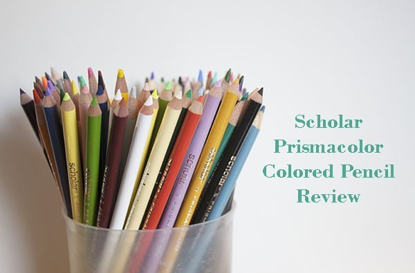 Prismacolor Colored Pencils Review