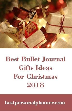 best-bullet-journal-gift-list-ideas