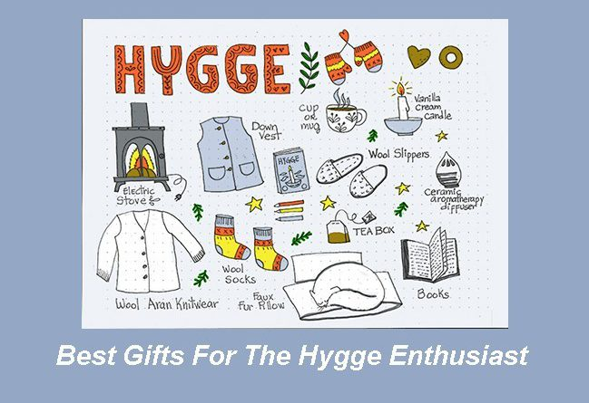Best Gifts For The Hygge Enthusiast