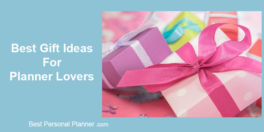 Best Gift Ideas For Planner Lovers