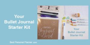 Your Bullet Journal Starter Kit