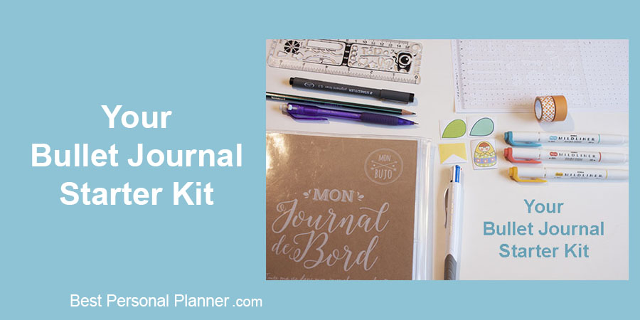 Your Bullet Journal Starter Kit